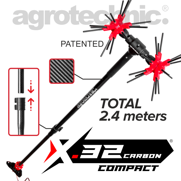 agrotechnic x32carbon compact